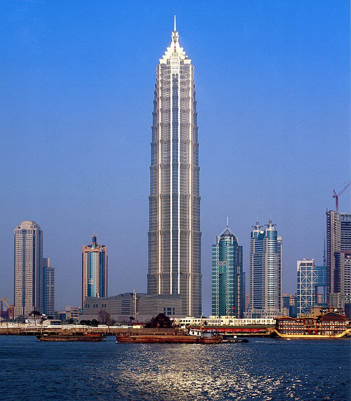 SOM | Jin Mao Tower