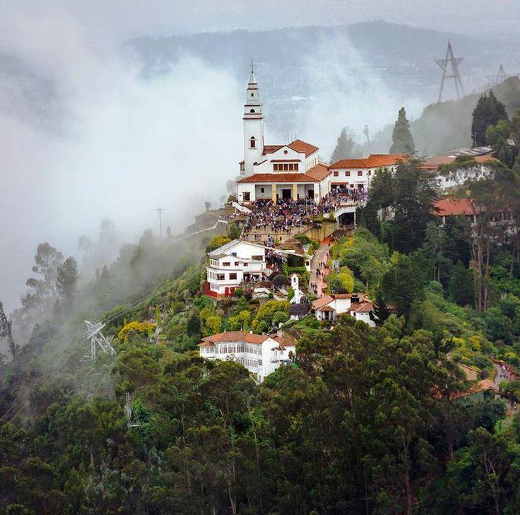 Colombia - Monserrate, Bogotá D.C.
