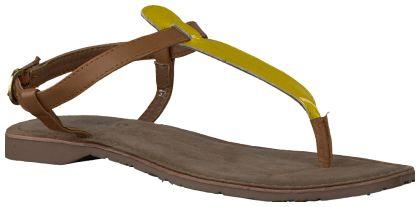 Gele Lazamani sandaal 75.214