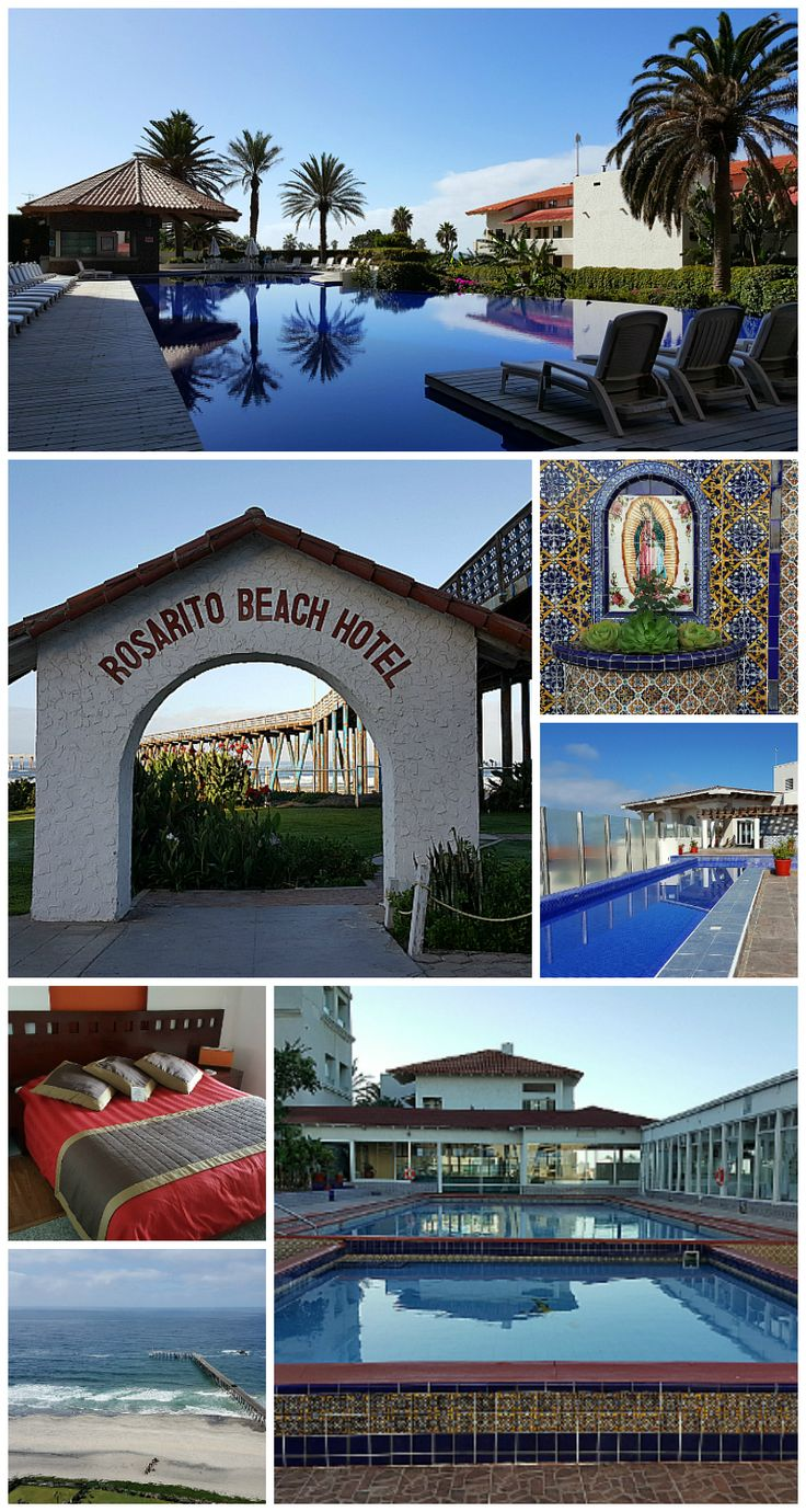 Rosarito Beach Hotel - Baja California, Mexico