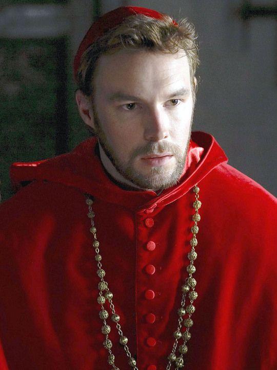 The Tudors (TV show) Mark Hildreth as Cardinal Reginald Pole