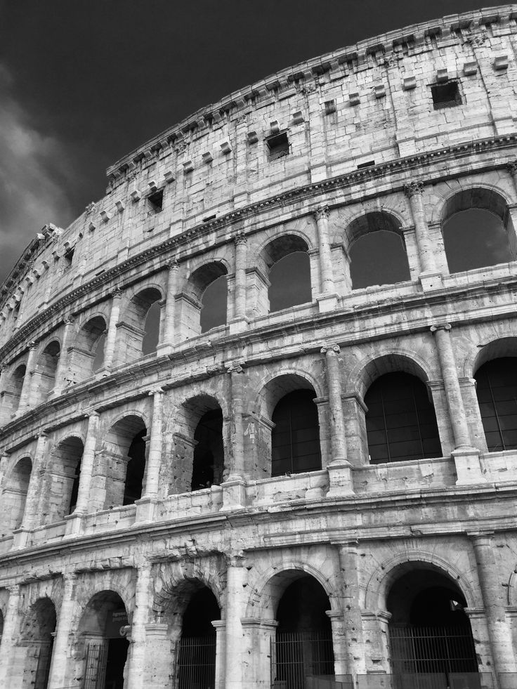 Anfiteatro Flavio. Roma