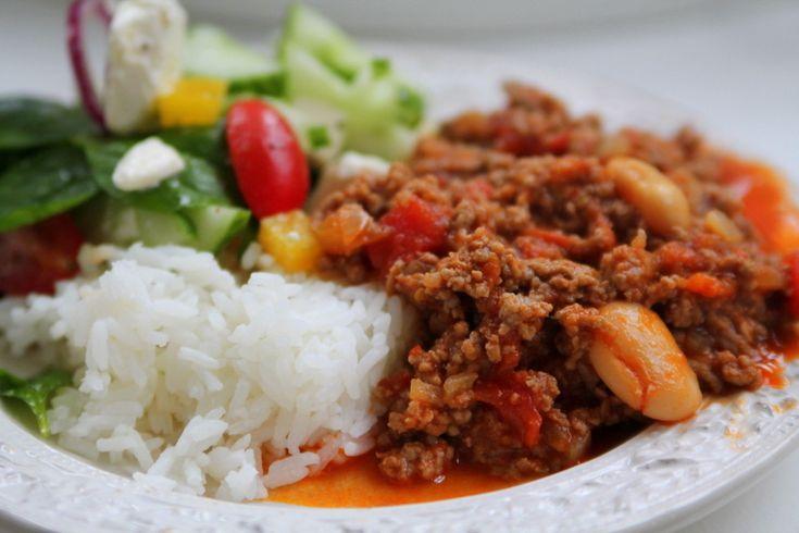 Chili con carne på mitt vis | Jennys Matblogg