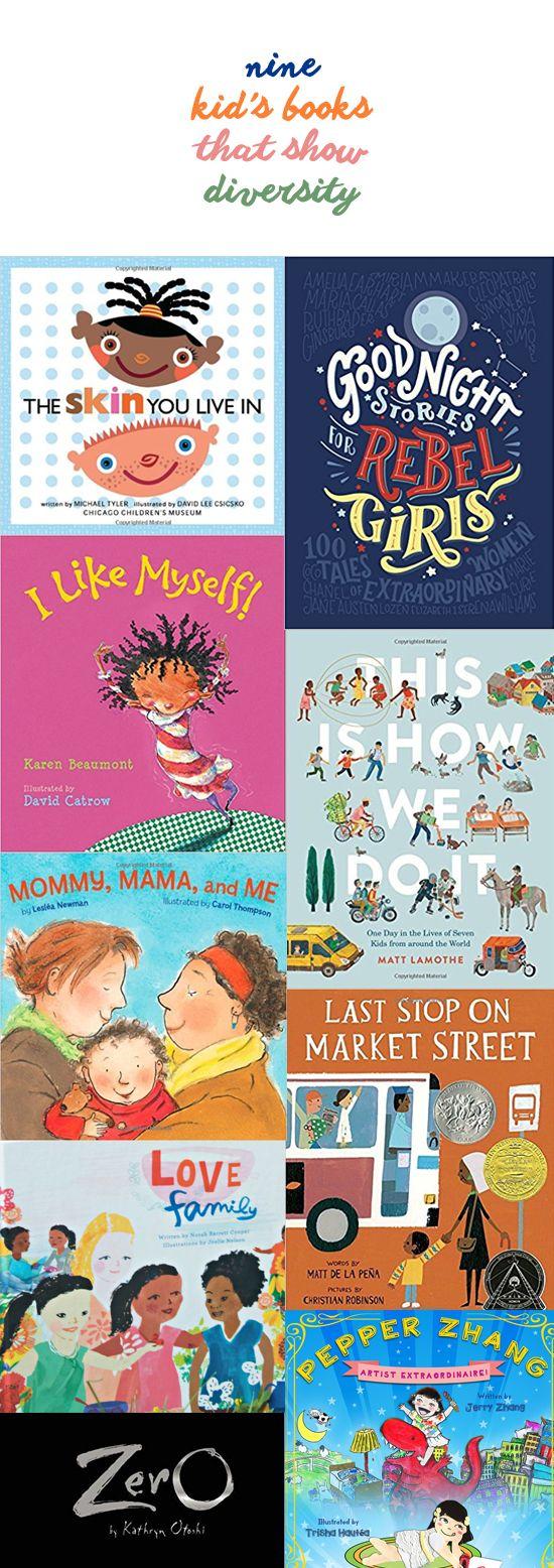 kid's books that show diversity... - Oh Joy!