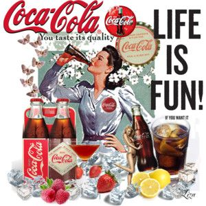 Life is fun #cocacola #mike1242