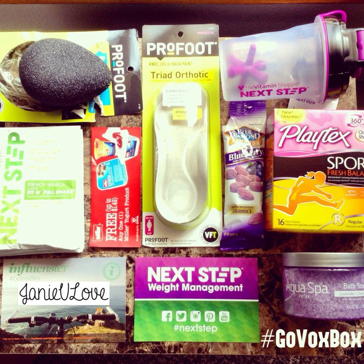 My #GoVoxBox from @Influenster received all these goodies complimentary from them.