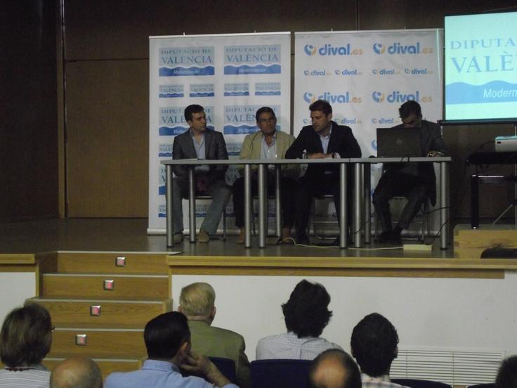 Localgis es una herramienta de trabajo de última generación con la que la Diputación de Valencia.