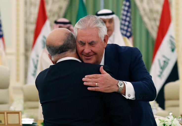 FOX NEWS: US pushes Saudi Arabia Iraq on united front to counter Iran