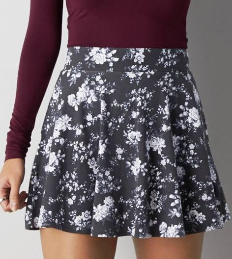 AEO Printed Circle Skirt Style: 1313-1617 | Color: 611 $34.95