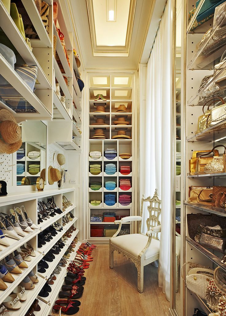 Closet Organization Ideas And Tips By Custom Closet Designer Melanie  Charlton Photos | Architectural Digest