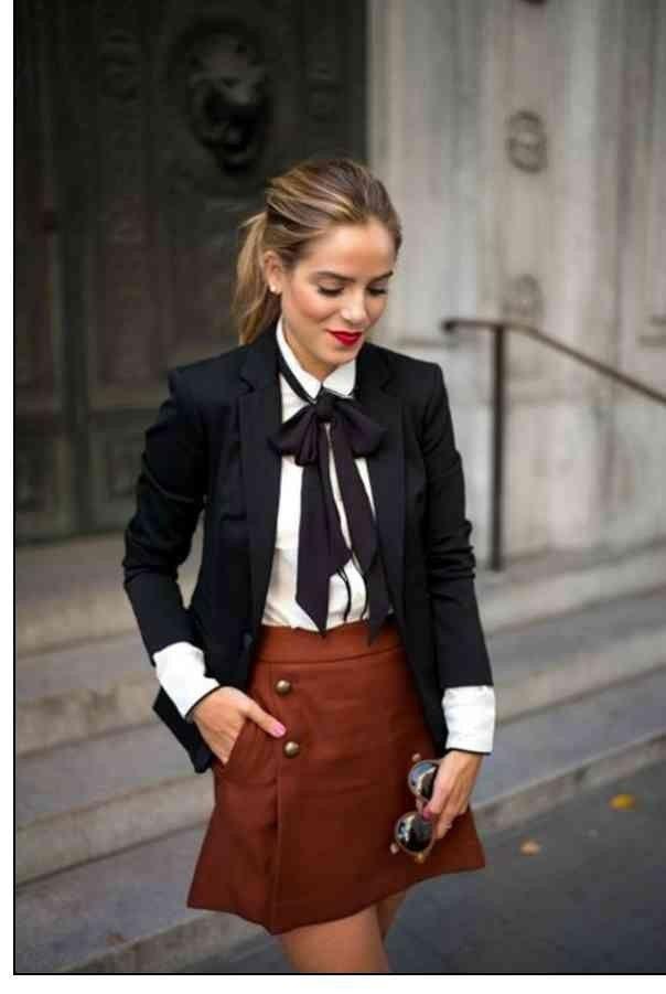18 Niedliche adrette Mode-Outfits die es dieses Jahr zu versuchen gilt