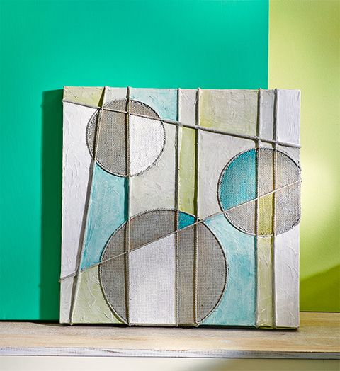 Better homes and gardens canvas projects