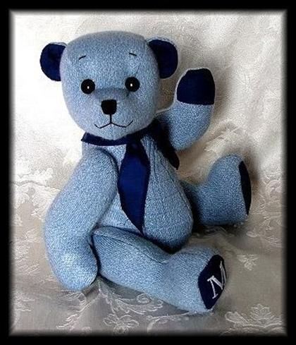 23 Best Images About Memory Bears On Pinterest Teddy