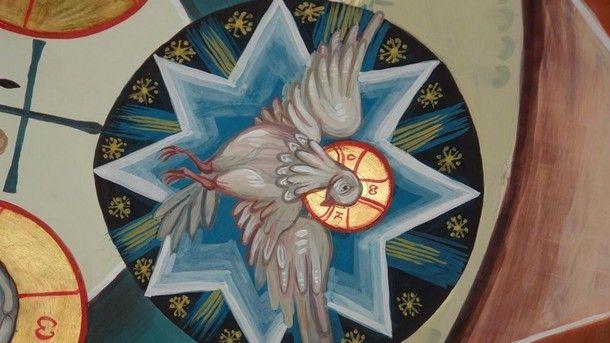 Προσκυνητής: Χωρίς το Άγιο Πνεύμα κανείς δεν μπορεί να γνωρίσει...