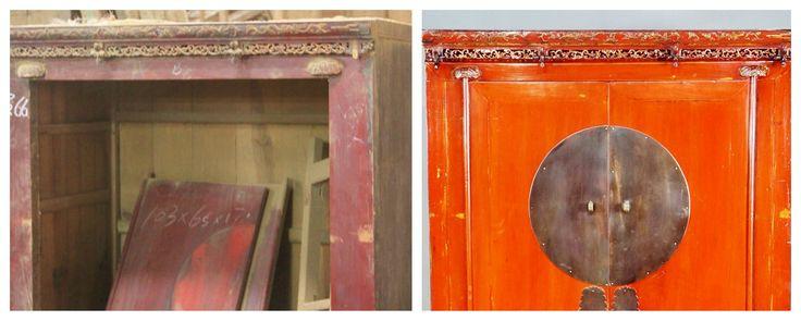 1000 images about rue de siam meubles chine ancienne on pinterest. Black Bedroom Furniture Sets. Home Design Ideas
