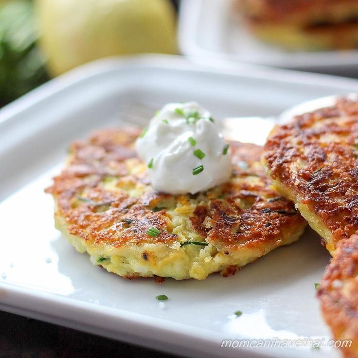 The Easiest Low Carb Zucchini Fritters | Recipe | Zucchini fritters, Gluten free and Grains