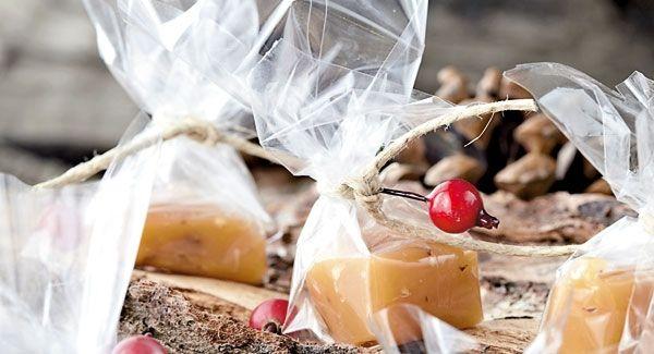 Julekonfekt: Lækre karameller til jul
