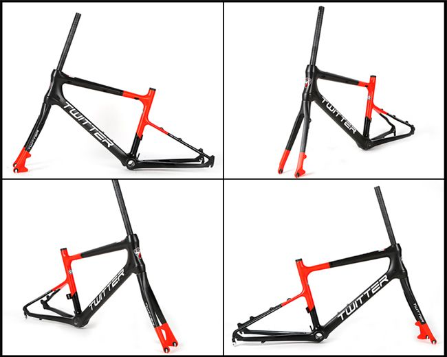 Carbon T900 Mini Road Frame With 22inch Wheel Size With Images