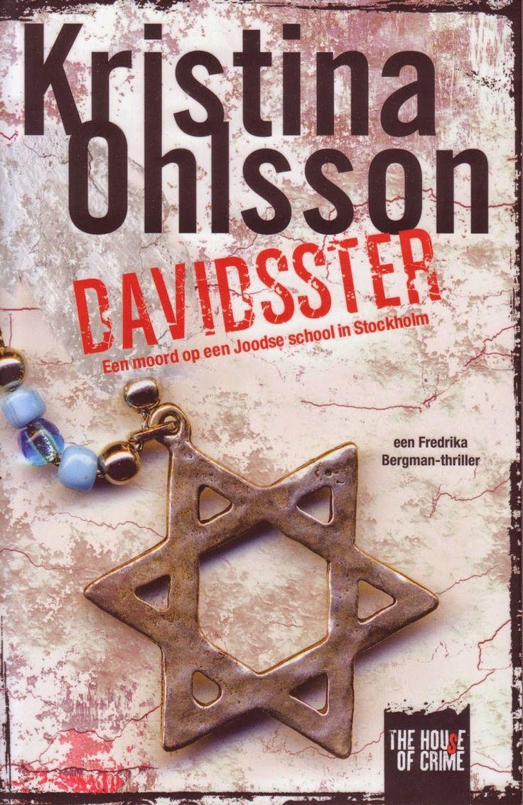 De Thrillerlezersblog: Kristina Ohlsson met Davidster