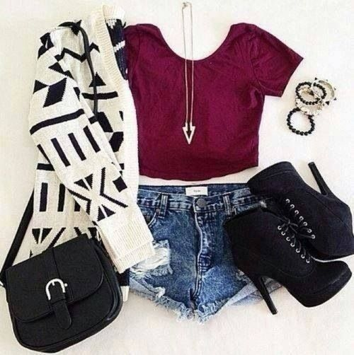 summer hipster style