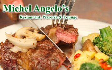 50% Off at Michel Angelo's Restaurant, Pizzeria and Lounge in New Hartford, CT (Up to $50 Value)  http://ginaskokopelli.com/50-off-at-michel-angelos-restaurant-pizzeria-and-lounge-in-new-hartford-ct-up-to-50-value/