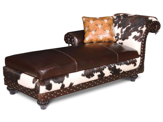 Country Road Furniture Ranch House Chaise Lounge With Storage