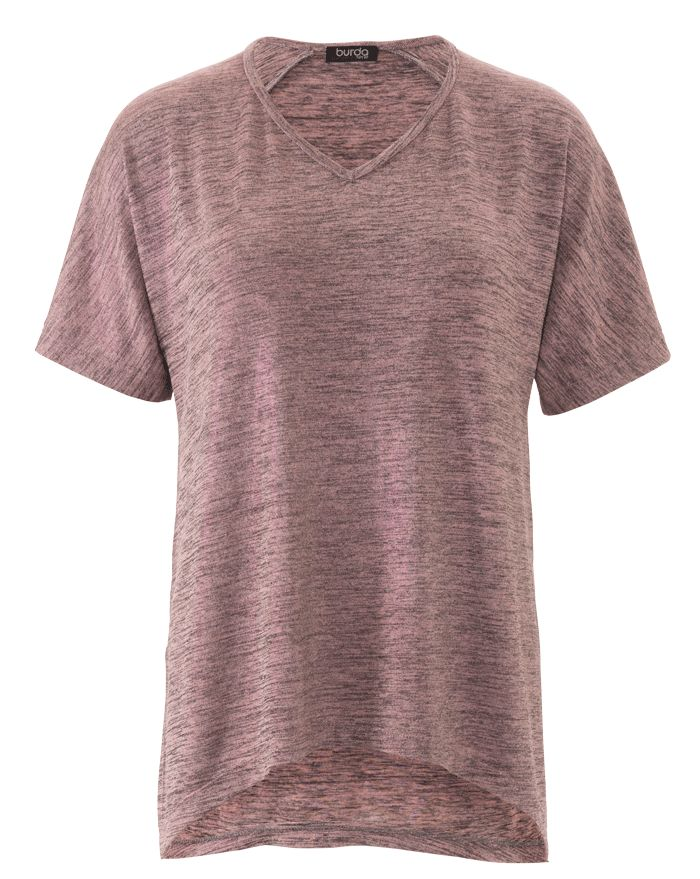 The 48 best Sew: Burda - Shirts images on Pinterest | Breien, Crock ...