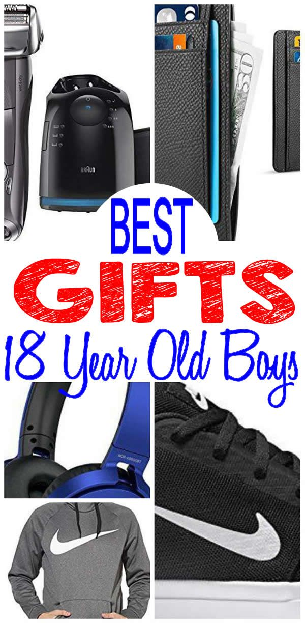 TOP Gifts 18 Year Old Boys Will Love Find Trendy And Popular Eighteen Want Check Out These Christmas Or 18th Birthday