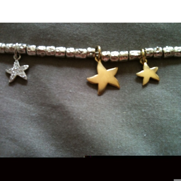Dodo starfish bracelet