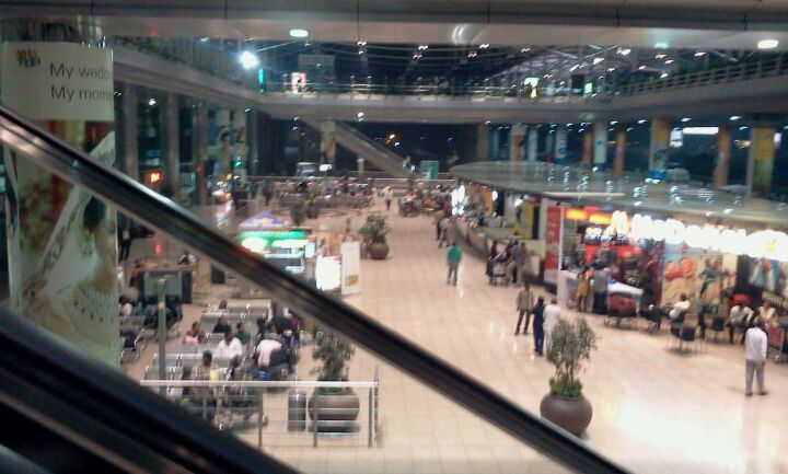 Rajiv Gandhi International Airport (HYD)