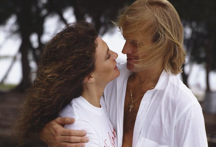 Alexander Godunov and Jacqueline Bisset