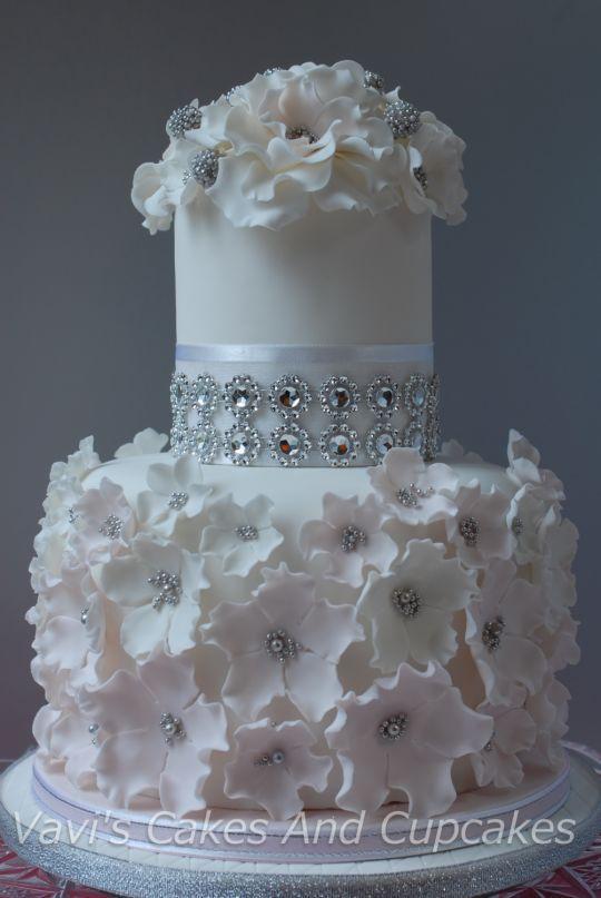 A Small Wedding Cake