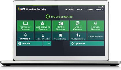 Premium Security | Virus Protection, Identity Alert | Free Trial | AVG