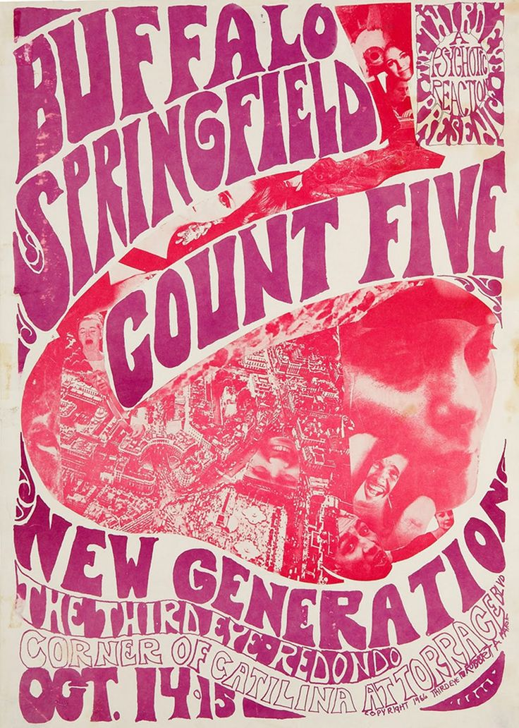 Psychedelic Posters | ... psychedelic-rocknroll,garage_punk,nuggets,san_jose,live,poster,buffalo