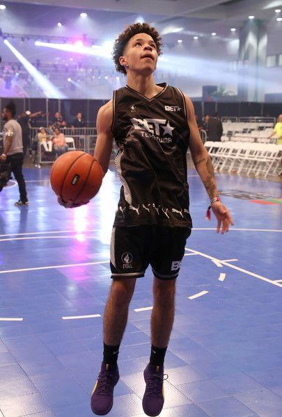 Lil Mosey Fotos Fotos: 2019 BET Experience – BETX Promi-Basketballspiel, gesponsert von Sprite   – Mosey