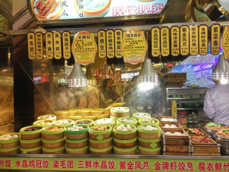 So many kinds of dumplings -headache-