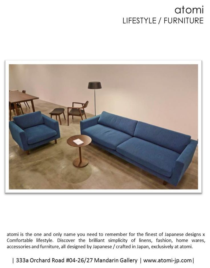 We Love The Royal Blue Furniture Set Visit Us For More Of Furniture All Made In Japan Right Here In Atomi Singapore Sitting Room Decor Furniture Blue Furniture