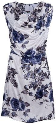 ShopStyle: Malìparmi floral print dress