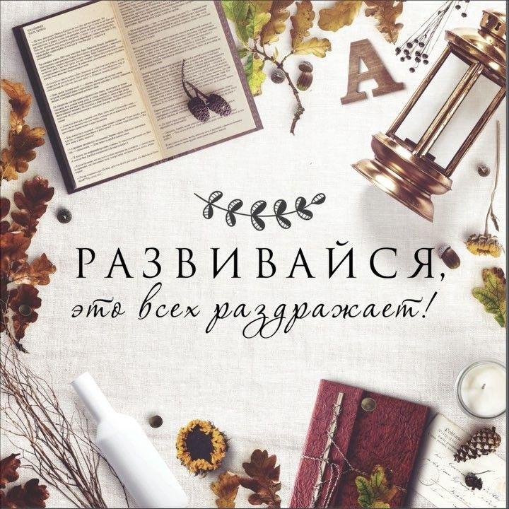 Развивайтесь, это всех раздражает! quotes, цитаты, love and life, motivational, цитаты об отношениях, любви и жизни, фразы и мысли, мотивация, цитаты на русском