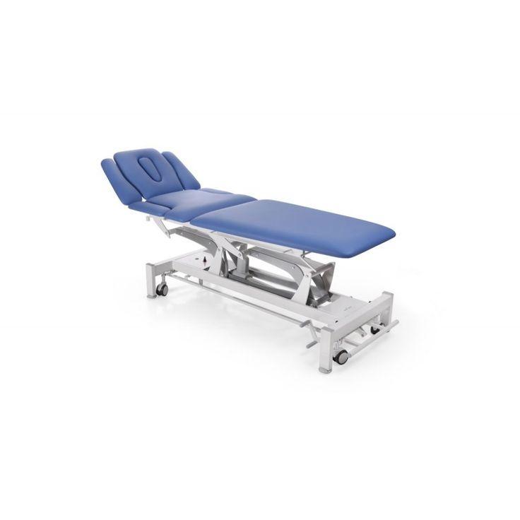 M-P7.F4 Terapeuta - Stół do masażu i rehabilitacji - siedmiosekcyjny z Pivotem