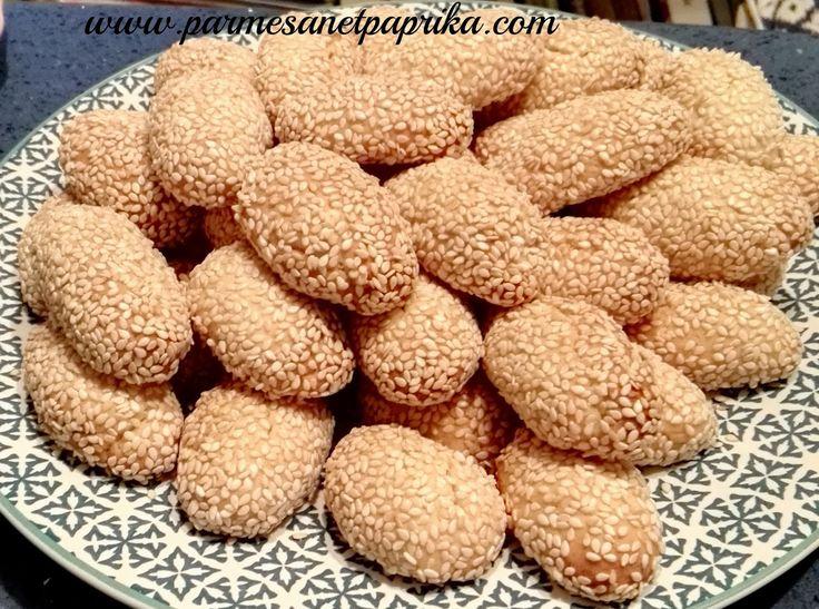 Cette recette, je l'ai trouvée chez Orange et Epices , un blog que j'aimais beaucoup mais qui ne publie plus trop, hélas... Ces biscuit...