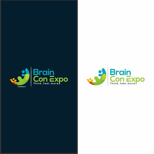 State-of-the-art logo for state-of-the-art nonprofit! Help revolutionize Brain Con Expo 🌟 Design by Clue_Parta