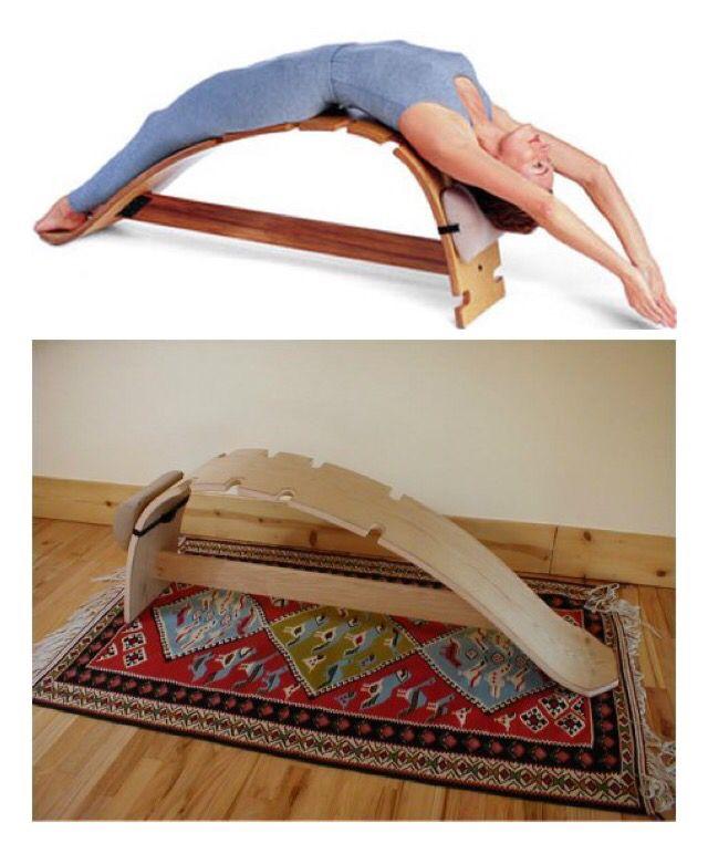 Yoga backbender ❤ www.amazon.com/...