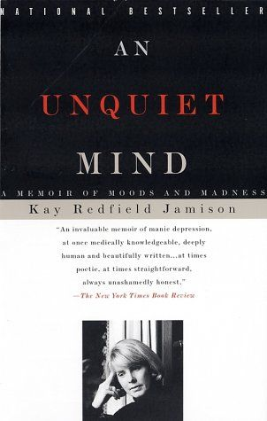 Kay Redfield Jamison is a professor of psychiatry at John's Hopkins who has lived with bipolar disorder for over 30 years, and she writes about it here.