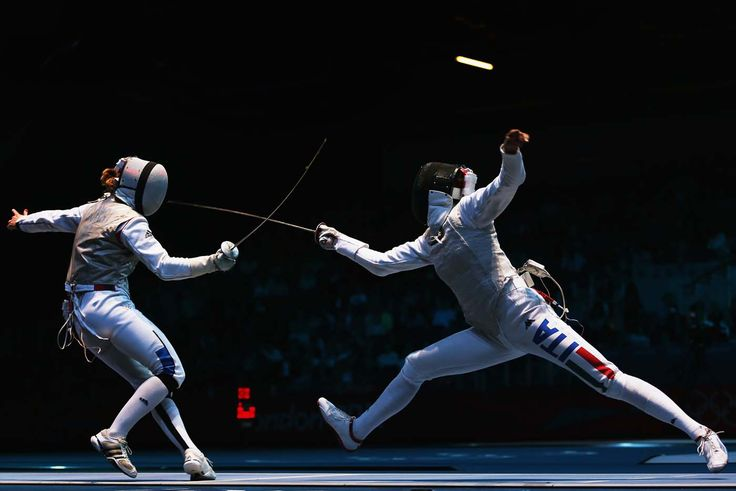 The Lebanese foil fencing championship, epee being one of the weapons used in the fencing championships, has ended with young Nay Salameh winning theunder 13 girls category. Description from sports-961.com. I searched for this on bing.com/images