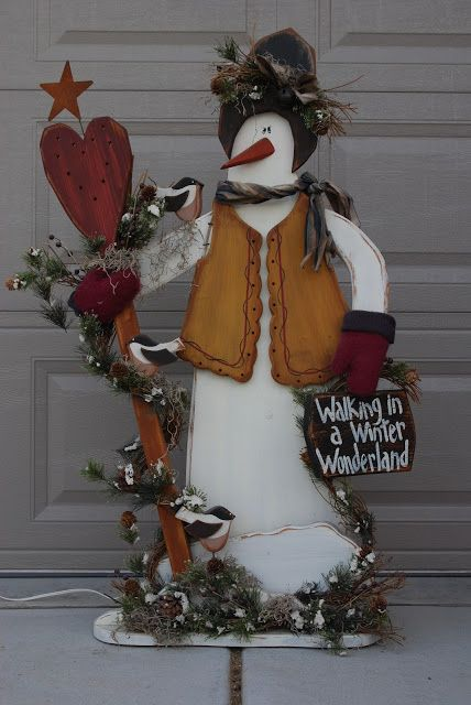 Wasatch Wood Crafts: Christmas