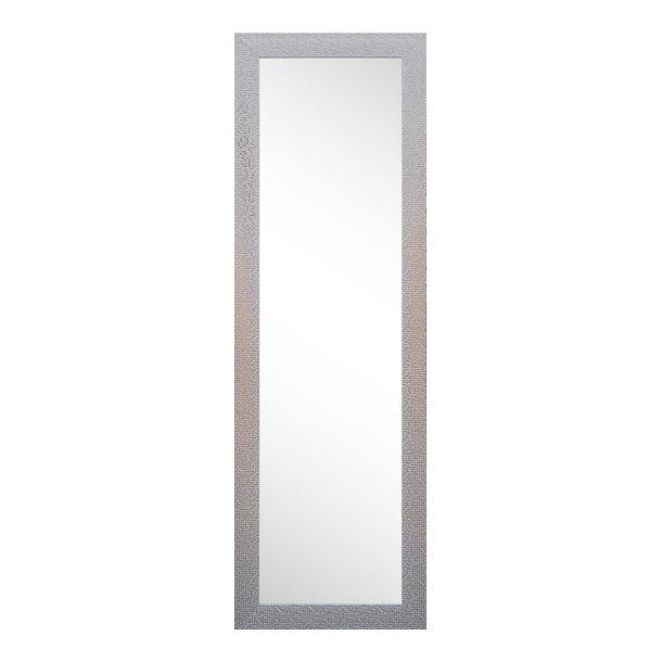 Las 25 mejores ideas sobre espejos de cuerpo entero en for Espejo pared marco blanco