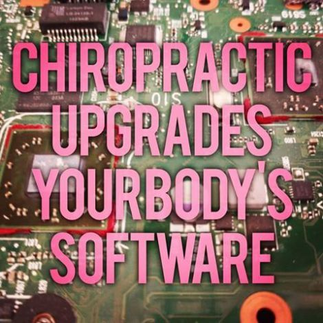 Upgrade your nervous system today #getadjusted #chiropractor #dfw #plano #texas