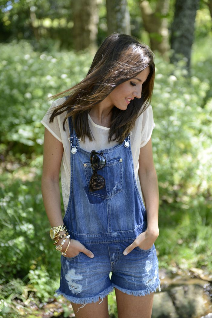 I loved wearing overalls back in the day (90's kid!) I would def try them again