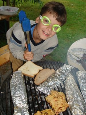 Easy Fun Cookout Games for Children  Adults